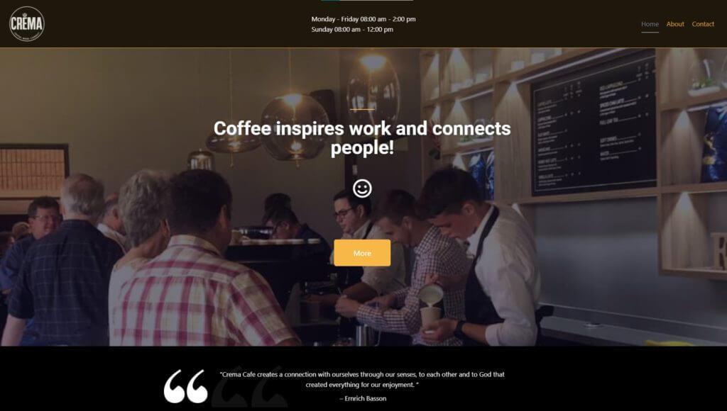 Crema Café