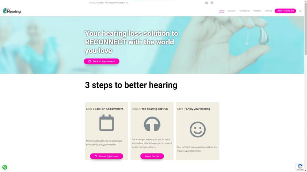 Your Hearing
