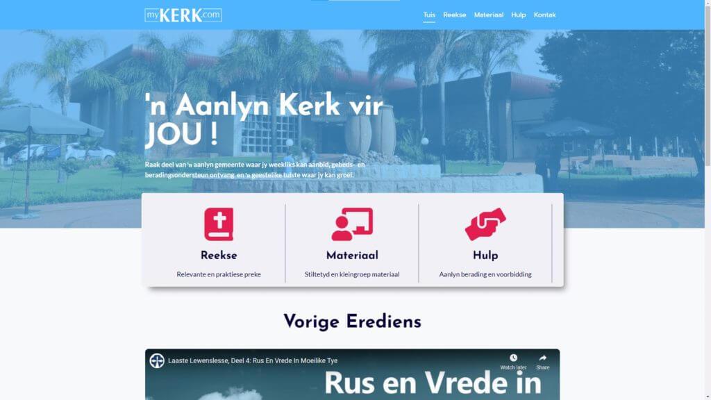 myKerk.com